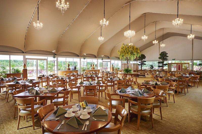 Ritz Carlton Singapore Garden Pavilion