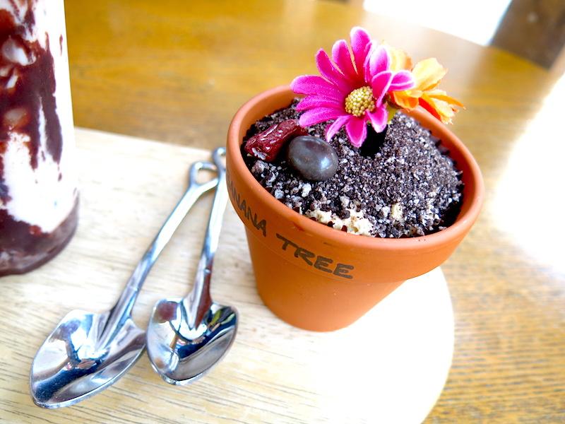 Flower Paap Dessert from Banana Tree