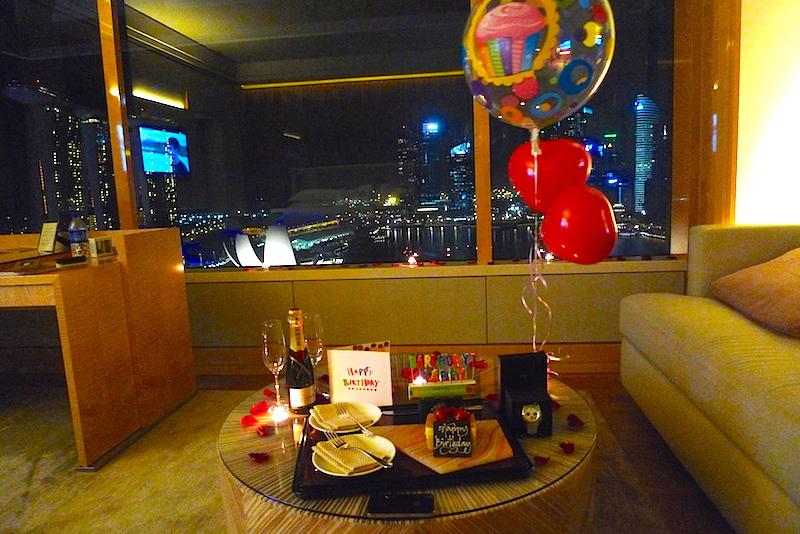 The Ritz-Carlton, Millenia Singapore - Marina Bay View
