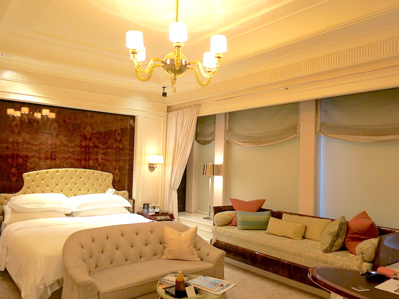 The St. Regis Singapore Deluxe Room