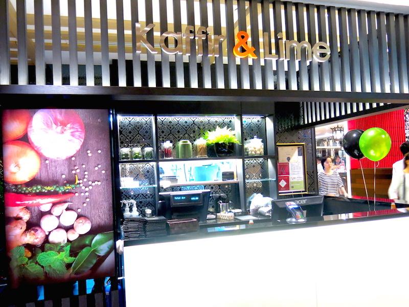Kaffir & Lime Singapore