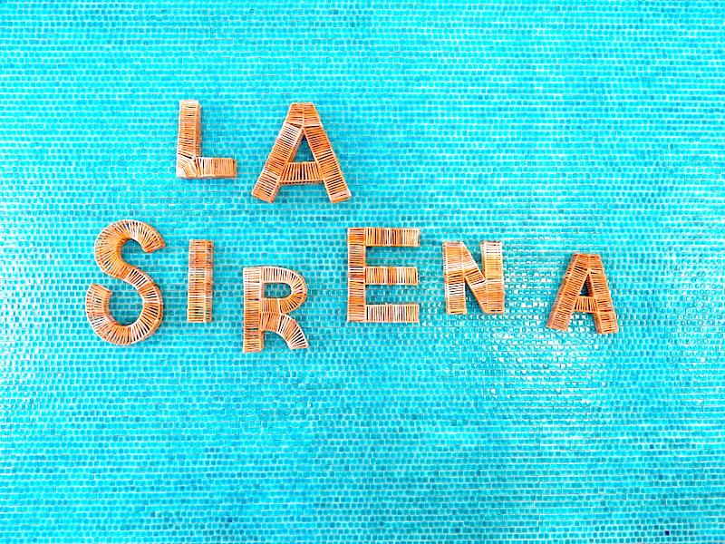 La Sirena Logo