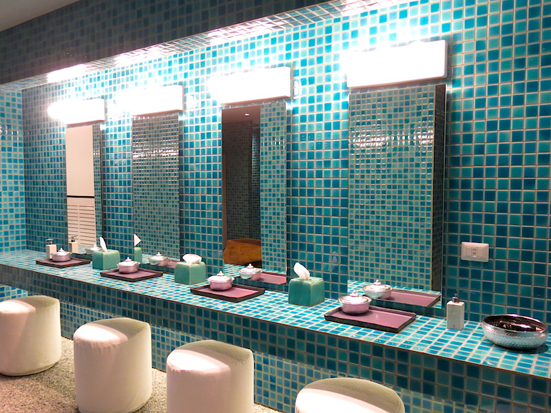 Spa Washroom