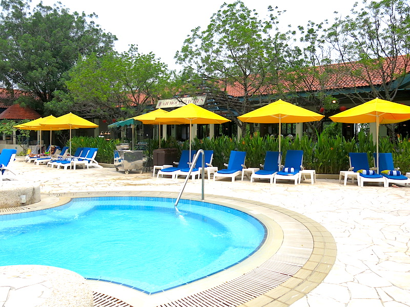 Hotel Jen Tanglin Swimming Pool