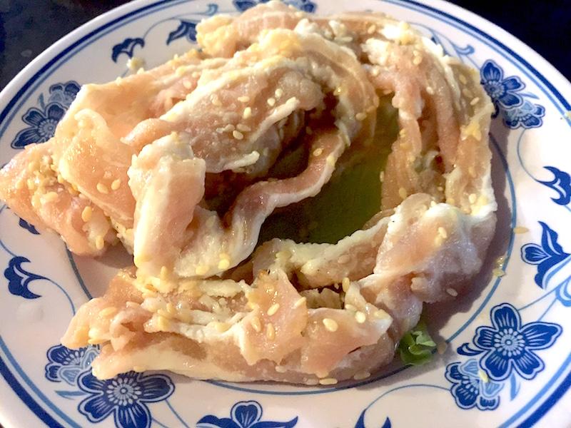 Soi 33 Mookata Singapore Pork Belly
