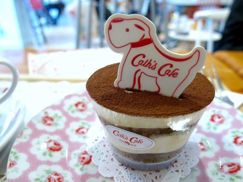 Cath Kidston Cafe Tiramisu