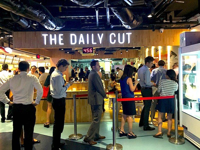 The Daily Cut Singapore