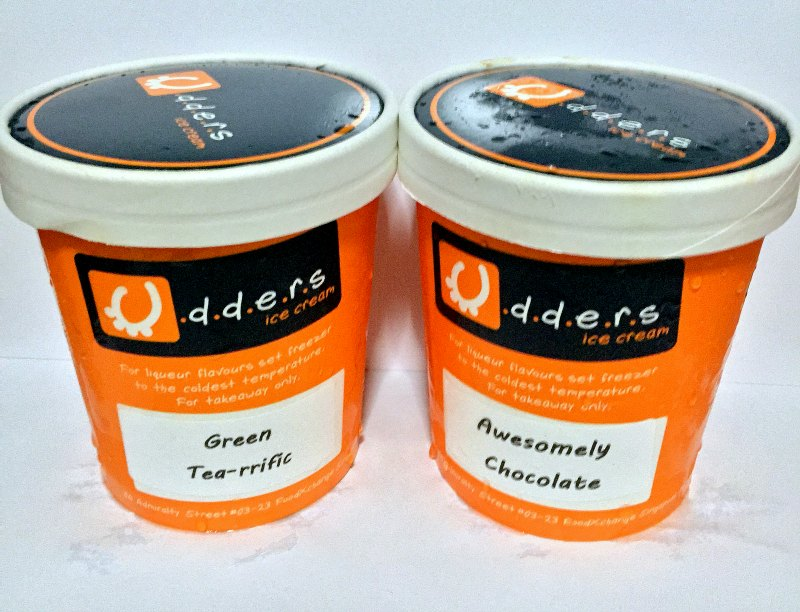 Udders Ice Cream Home Delivery