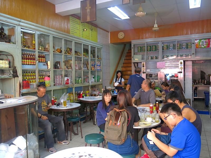 On Lok Yun Bangkok Interior