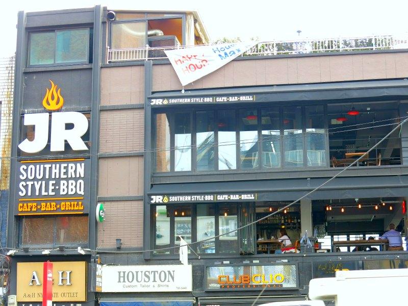 JR Southern Style BBQ at Itaewon
