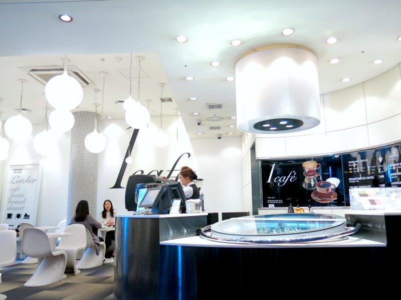 Passion 5 Itaewon Cafe Interior