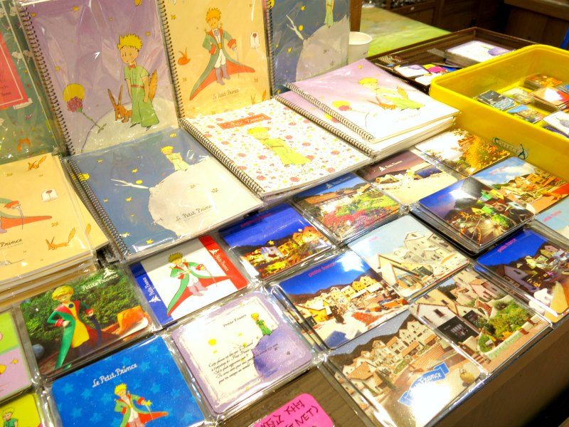 The Little Prince souvenirs