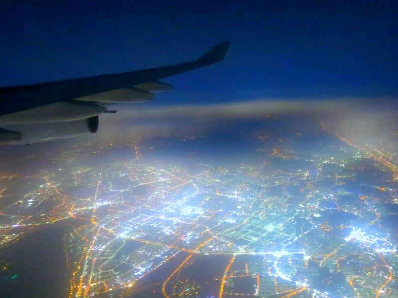 Seoul Aerial View