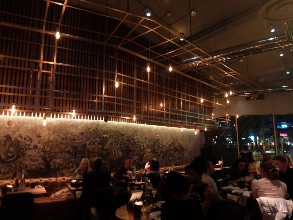 Another Shot of the Interior at the Alchemist
