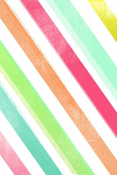 FREE 'Colours and Shapes' iPhone Wallpaper » Eat Drink Chic
