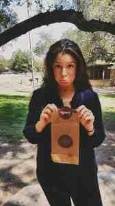 Caroline and no Cupcake