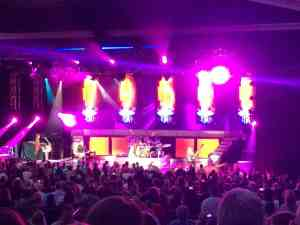 The Greek Theater, Styx & Foreigner Concert
