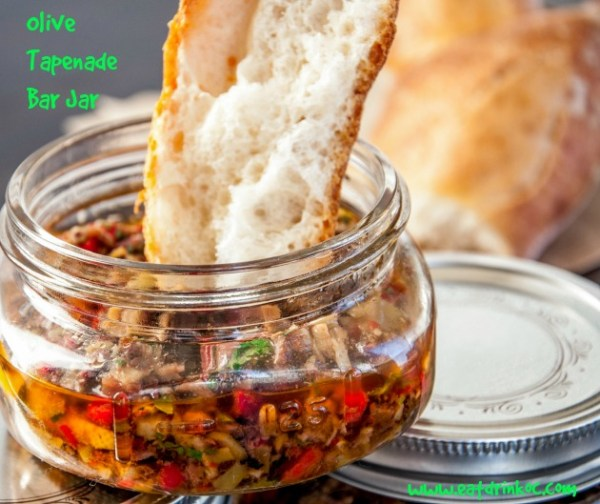 Watertable Tapenade Bar Jar