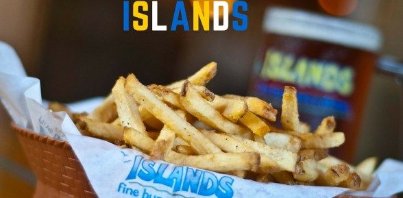 Potato Lovers Day + a $25 Giveaway to Islands