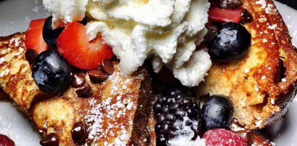 Get your breakfast on at Stacked HB