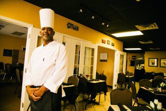 Bando's Beaumont Chef