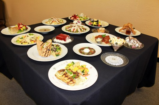 Bando's Beaumont wedding caterers