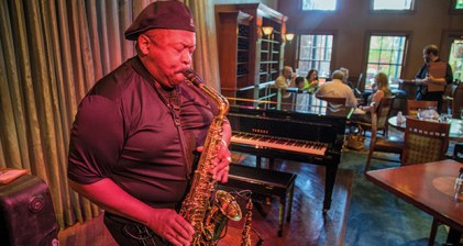 Suga's live jazz in Beaumont TX