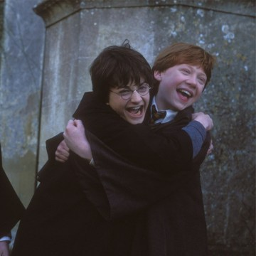 harry e ron