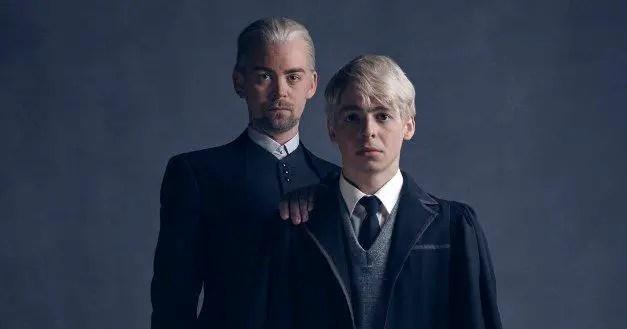 Draco e Scorpius