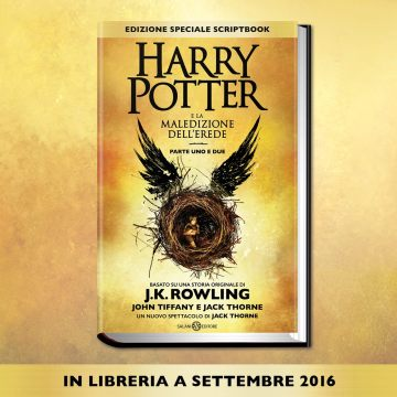 Harry Potter Cursed Child articolo
