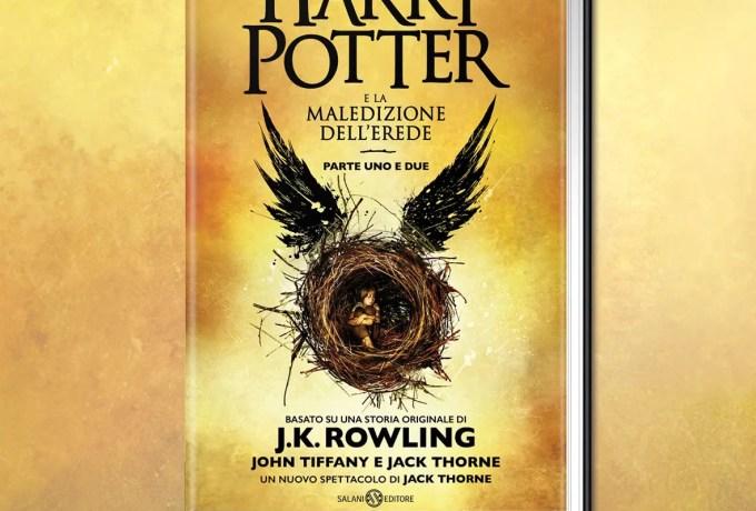 Harry Potter Cursed Child articolo