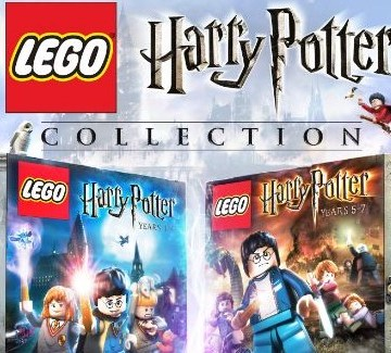 harry potter collection lego