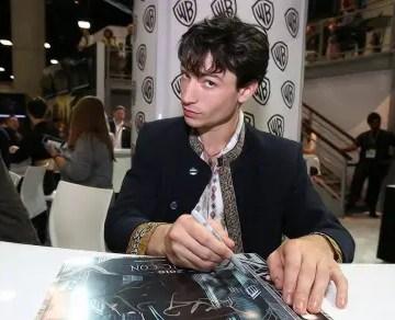 Ezra Comic Con