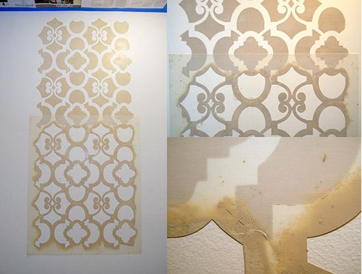 Diy Wall Stencil Template : Diy stencil your walls
