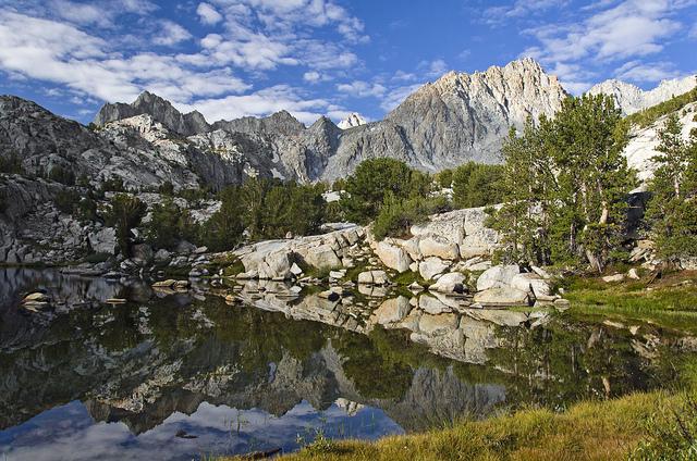 Last Morning - Sierra Backpacking