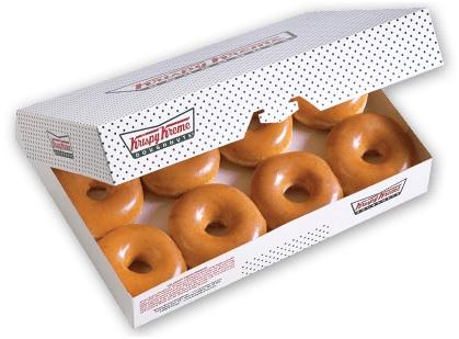 Krispy Kreme Original Glazed Dozen