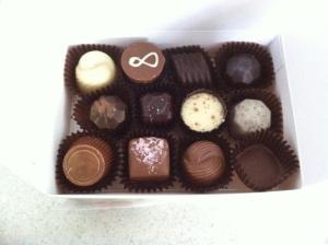 Indulge chocolates Bendigo