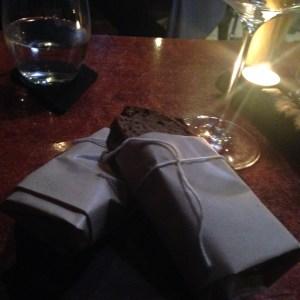 bread at O.MY restaurant