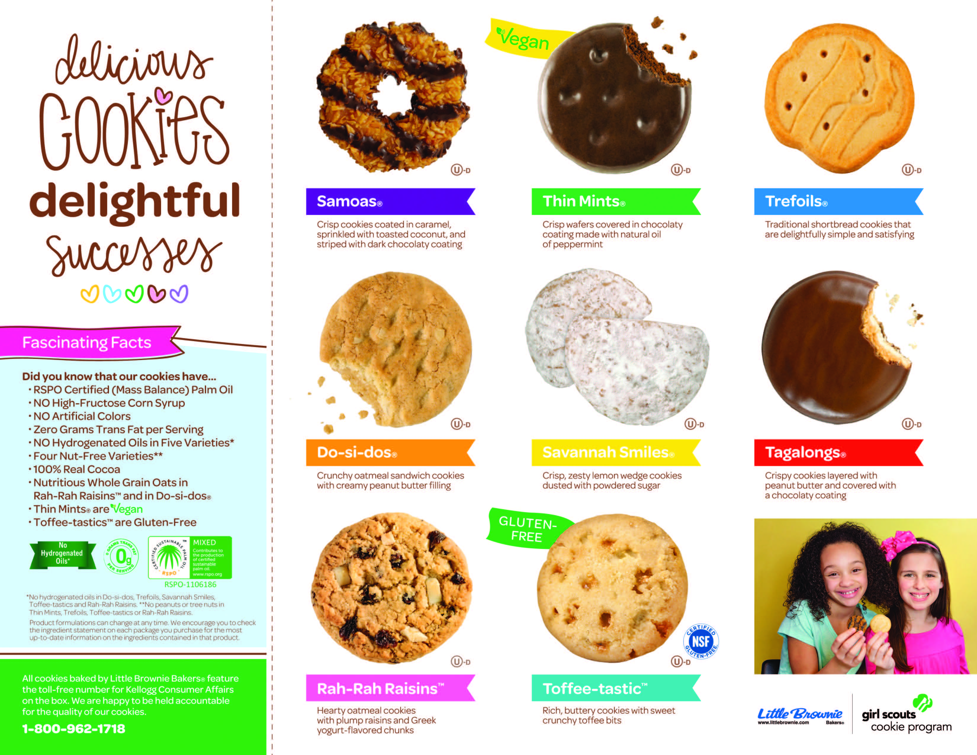 girl scout cookies season is almost here eat palm beach