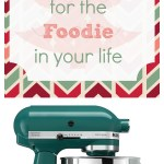 10 Gifts for the Foodie in Your Life + $125 Giveaway!