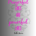 Whispers of Hope by Beth Moore: Book Review