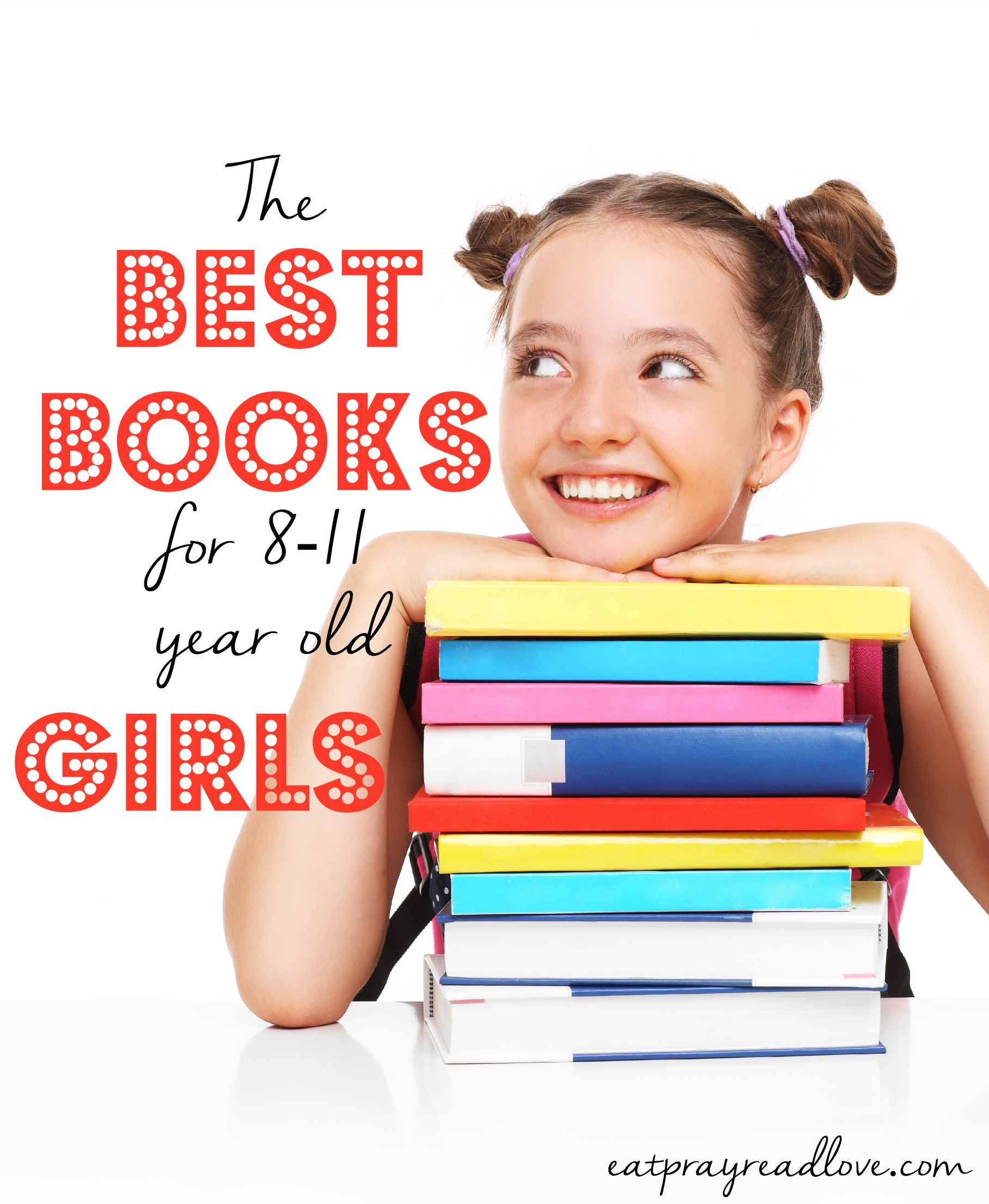 9 YO 10YO 11 ... ages 8-11. However, some of the series can be enjoyed by boys and girls alike. Also, I would love if you would share books in the comments that your ...