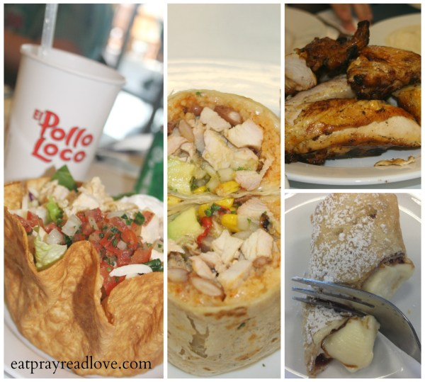 el pollo loco collage #houstonwehaveapollo