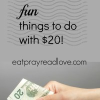 20 fun things to do with $20