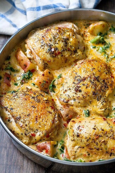 Chicken Dinner Ideas: 15 Easy & Yummy Recipes for Busy Nights — Eatwell101
