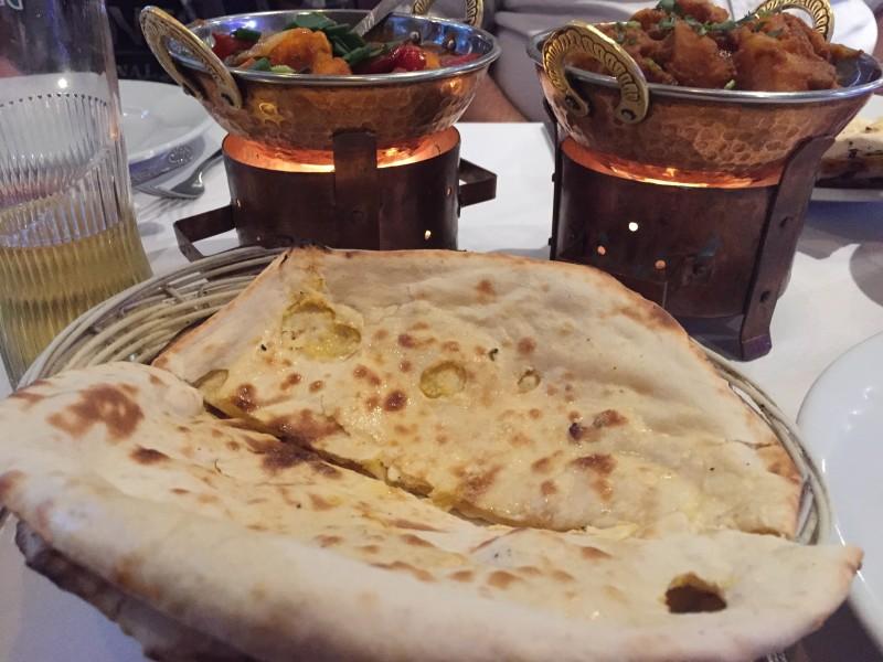 Milan indian cuisine birmingham eat with ellen for Milan indian restaurant