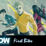 First Bites – IDW's Star Trek: Boldly Go