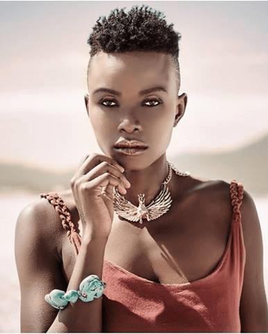 Ebby Weyime, Model and Actress