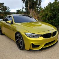 New BMW M4 Concept Coupe 2014 Pictures Unveiled