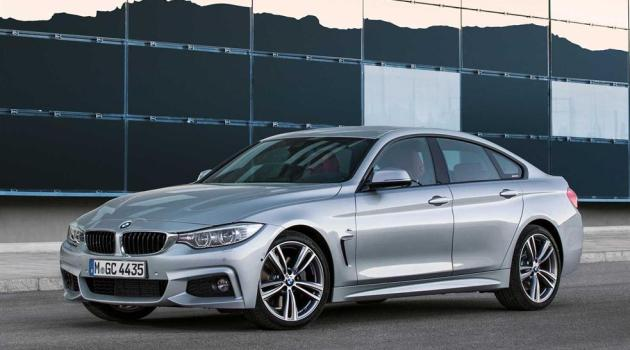 BMW 4 Series Gran Coupe Unveiled in Geneva